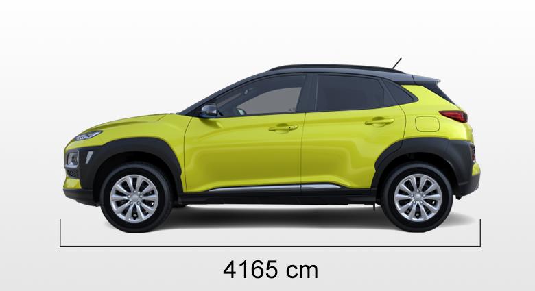Hyundai Kona duzina