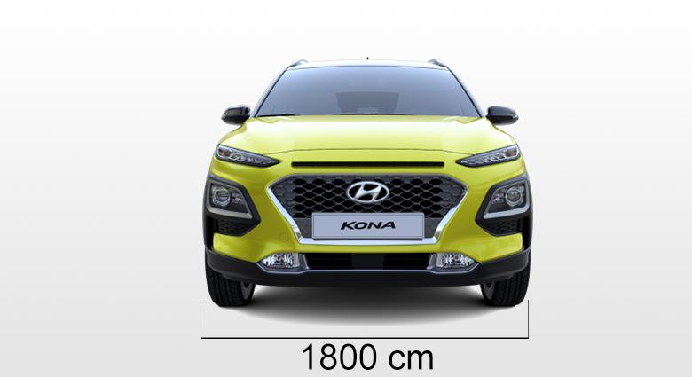 Hyundai Kona sirina