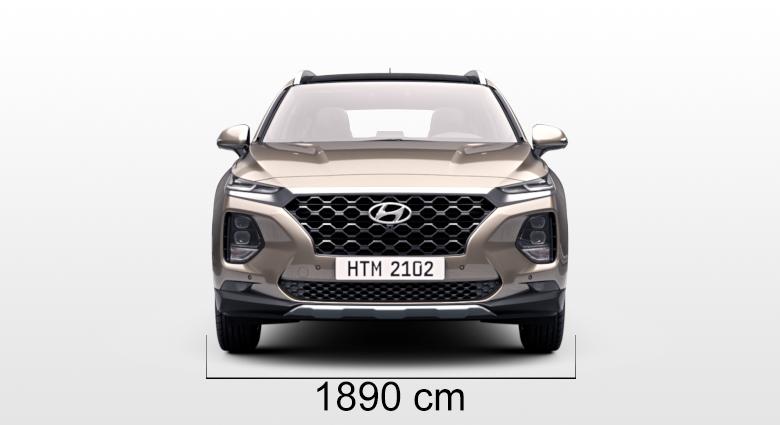 Hyundai santa fe sirina