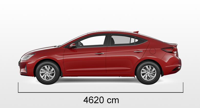 Hyundai elantra duzina