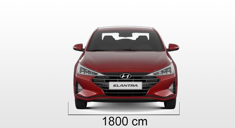 Hyundai elantra sirina
