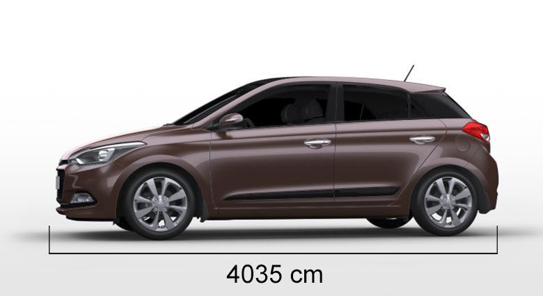 Hyundai i20 duzina