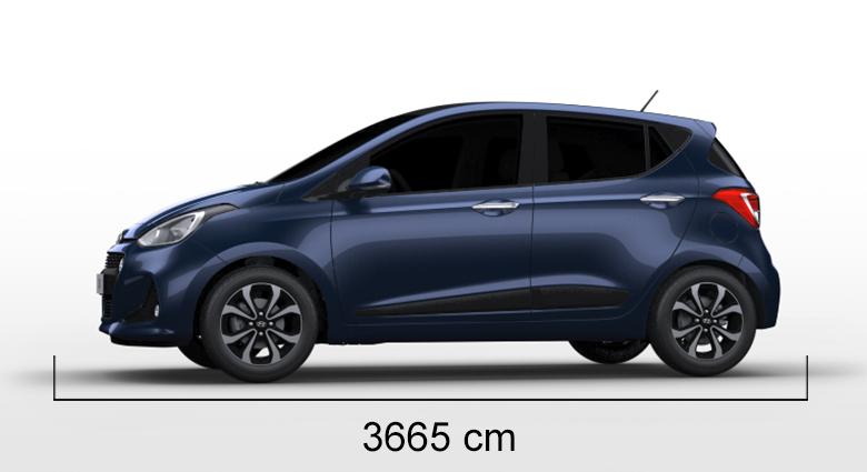 Hyundai i10 duzina