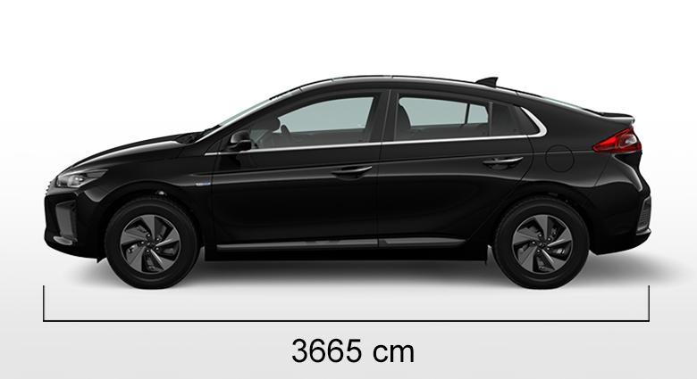 Hyundai Ioniq duzina