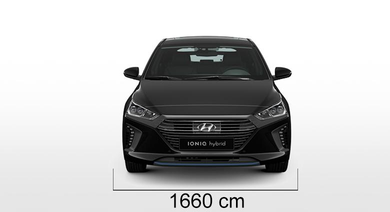 Hyundai Ioniq sirina