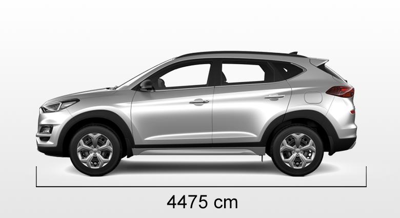 Hyundai tucson duzina