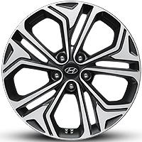 19 inch alloy wheel