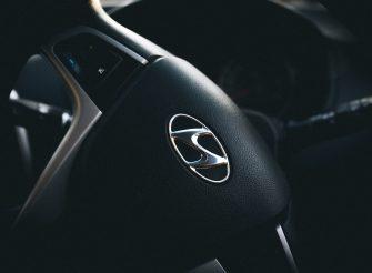 Hyundai volan